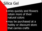 silica gel34