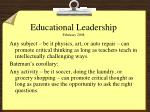 educational leadership february 2008