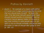 pathos by kenneth