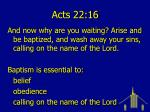 acts 22 16