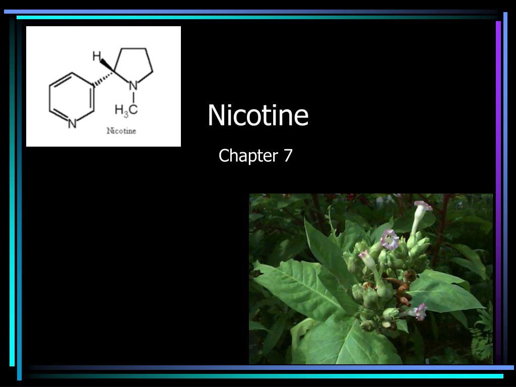 nicotine l.