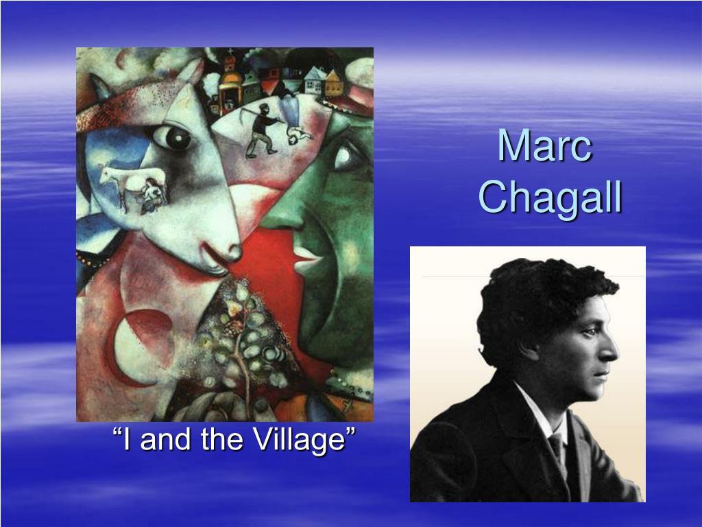 marc chagall l.