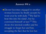 answer 4 a