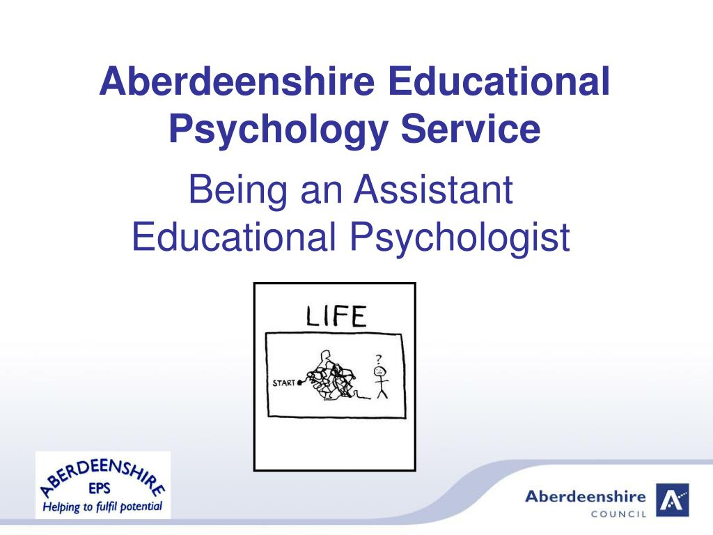 aberdeenshire educational psychology service l.