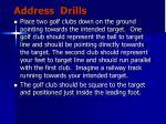 address drills17