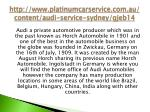 http www platinumcarservice com au content audi service sydney gjeb143