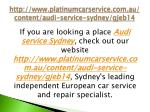 http www platinumcarservice com au content audi service sydney gjeb146
