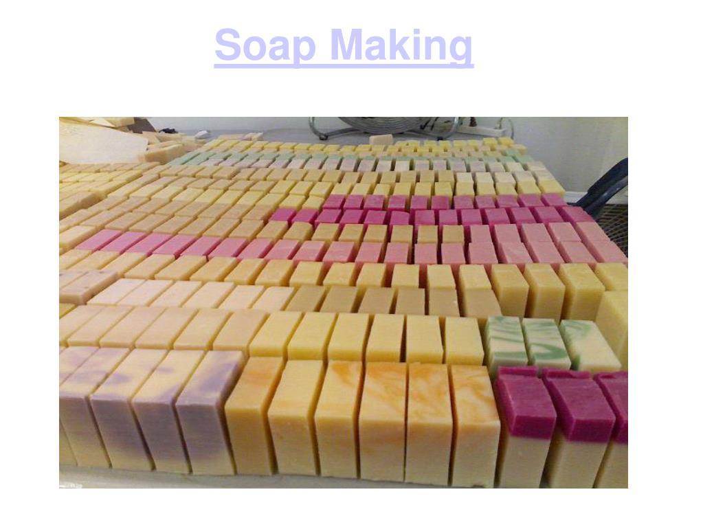 soap making l.