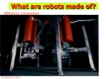 what are robots made of42