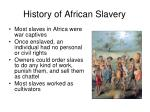 history of african slavery3