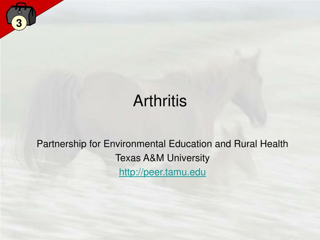 arthritis l.