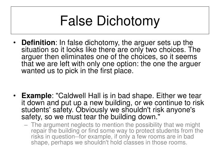 Ppt Logical Fallacies Powerpoint Presentation Id212435