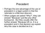 precedent9