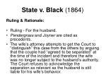 state v black 186421