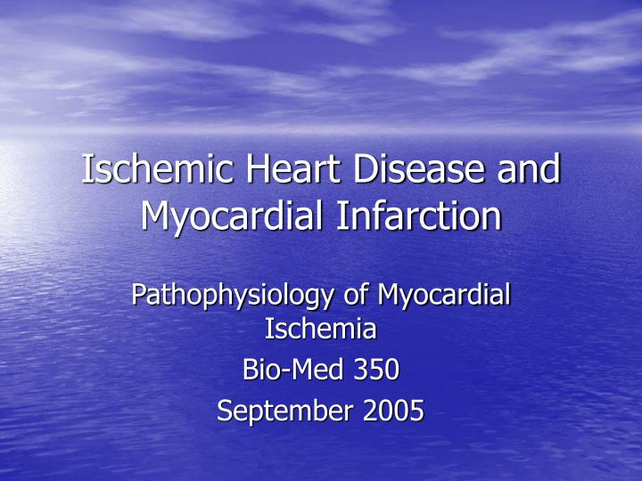 essay about myocardial infarction Home essays history of heart attack: diagnosis and understanding share history of heart attack: diagnosis and understanding.