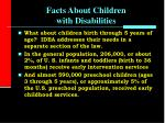 facts about children with disabilities8