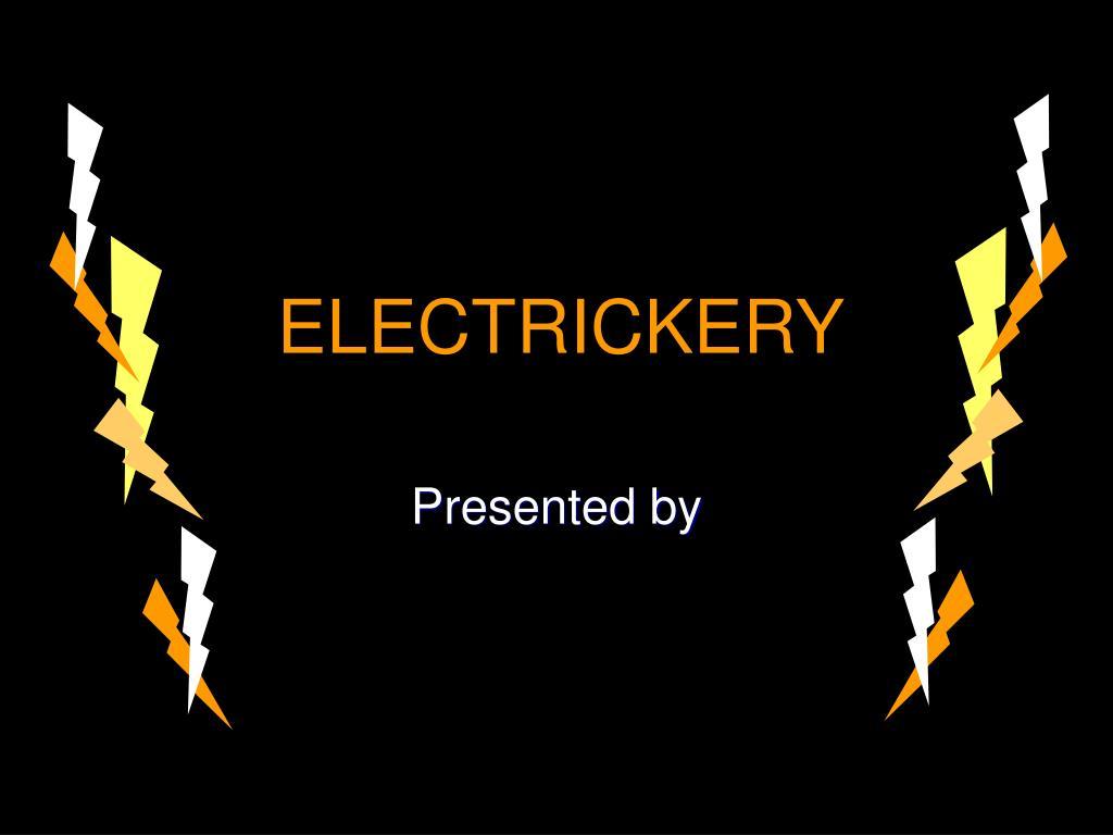 electrickery l.