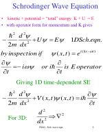 schrodinger wave equation2