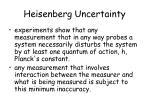 heisenberg uncertainty30