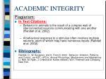 academic integrity23