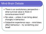 mind brain debate11