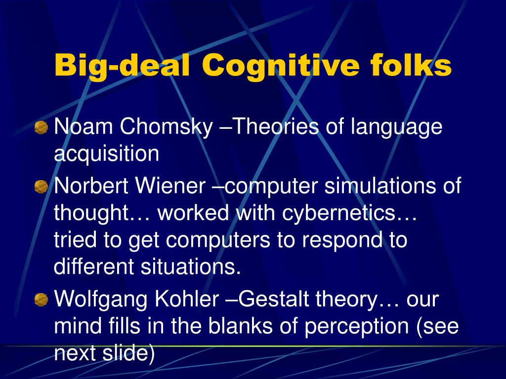 noam chomsky's theories Evidence rebuts chomsky's theory of language learning much of noam chomsky's revolution in linguistics—including its account of the way we.