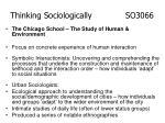 thinking sociologically so30665