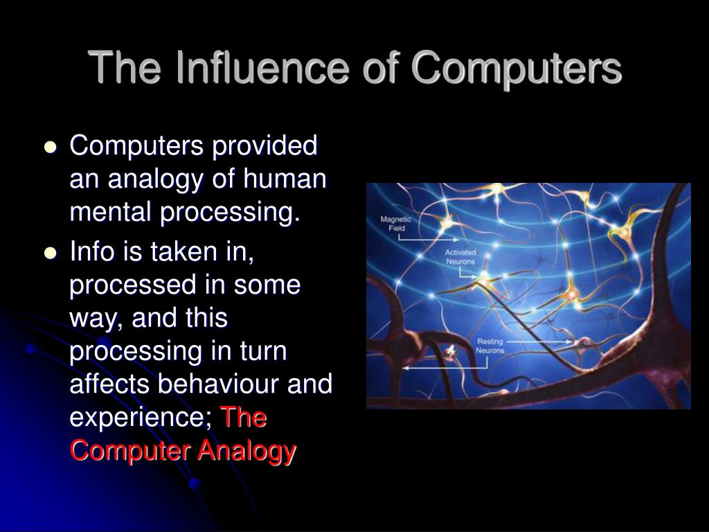 The Influence of Computers