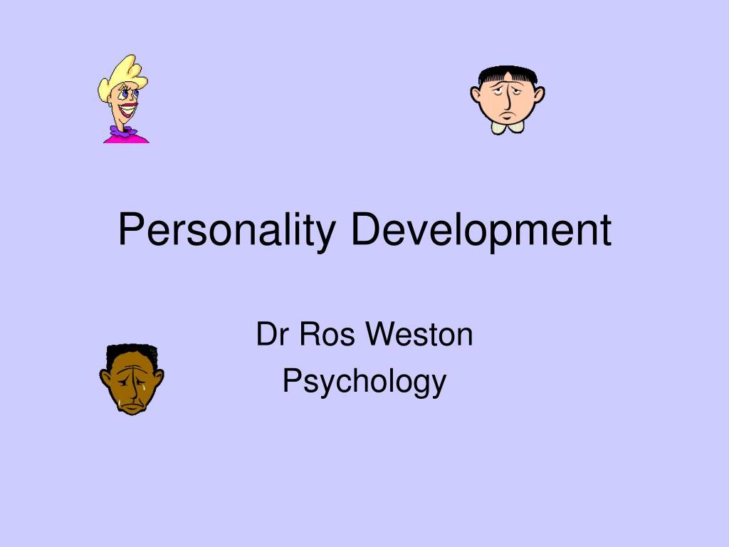 personality development l.