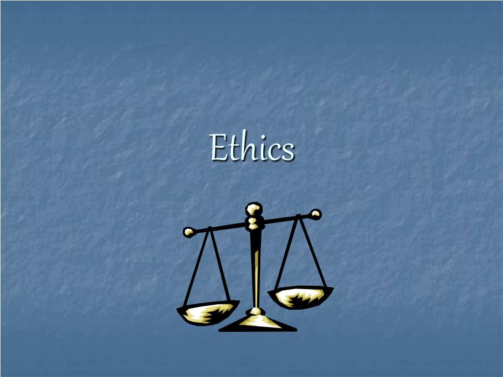 ethics l.