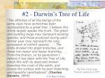 2 darwin s tree of life