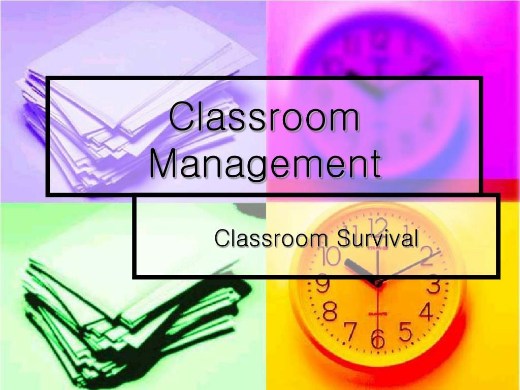 classroom management l.