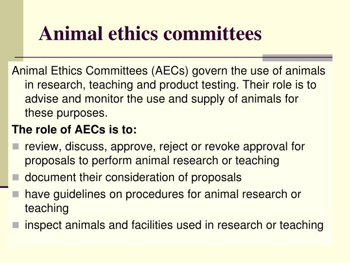 a review of the ethics in animal testing and research Animal research ethics  the united states are seeking alternatives to animal testing to better understand the changing land-  tutional review boards are .