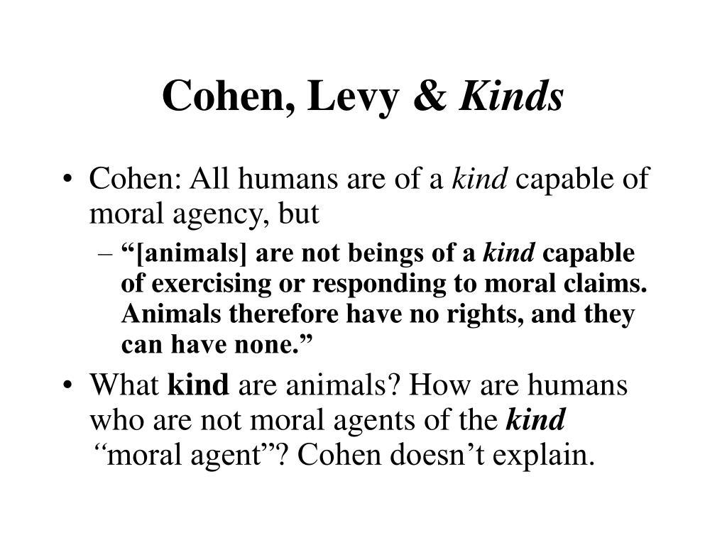 Cohen, Levy &