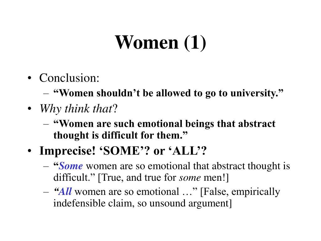 Women (1)