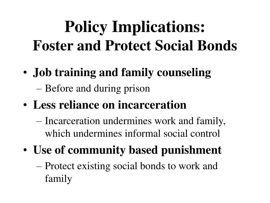 societal protection punishment