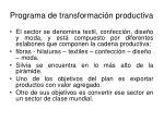 programa de transformaci n productiva23