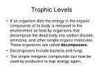 trophic levels7