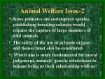 animal welfare issue 28