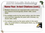 name year in text citations cont