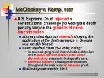mccleskey v kemp 1987