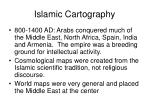 islamic cartography