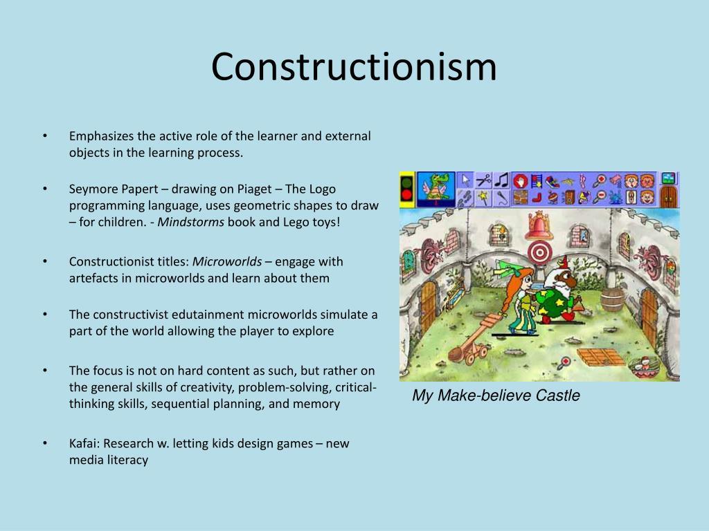 Constructionism