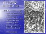 3 rd sunday of easter c