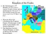 kingdom of the franks