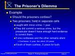 the prisoner s dilemma16