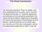 the great commission4