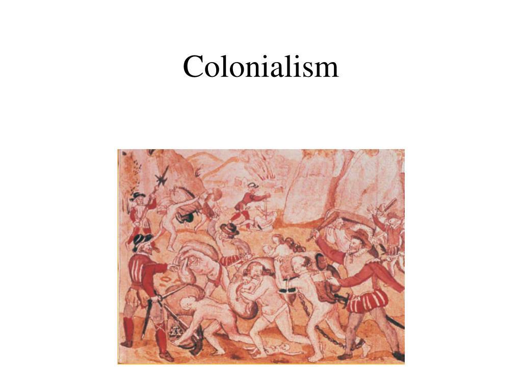 colonialism l.