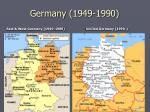 germany 1949 1990