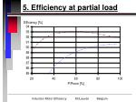 5 efficiency at partial load19